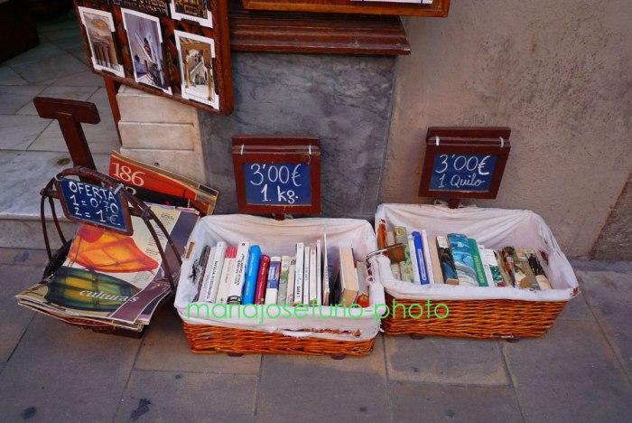 Libros a peso, Barcelona 2012