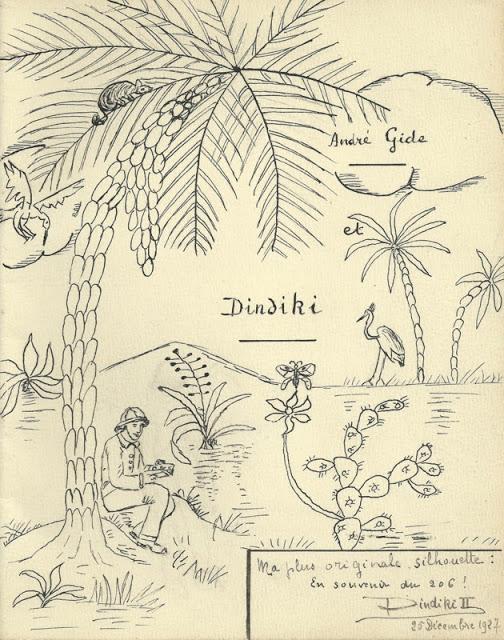 Dindiki - dibujos