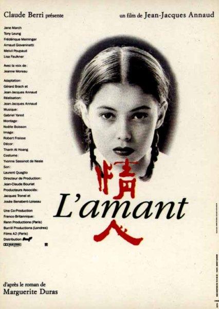 Cartel de la película L'Amant