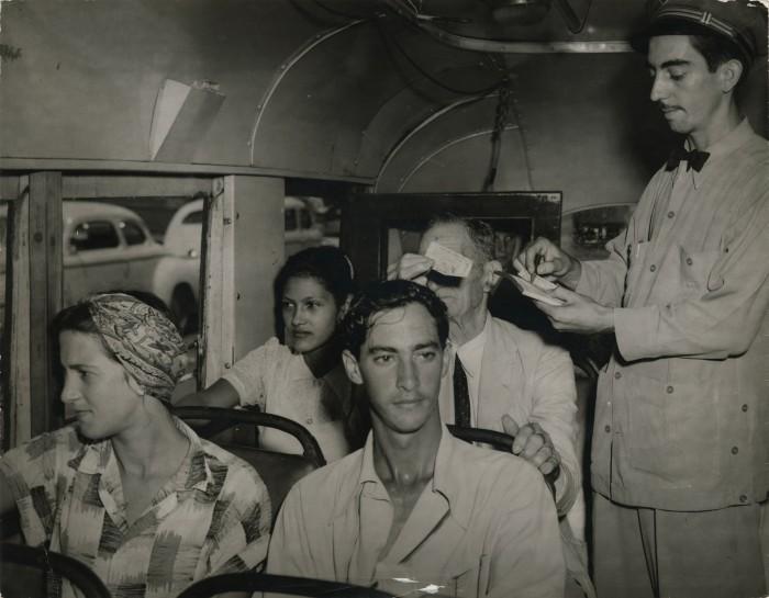 cuba-bus-luis maderos foto -havana 1954