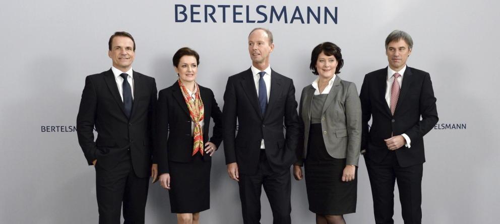 cupula-Bertelsmann