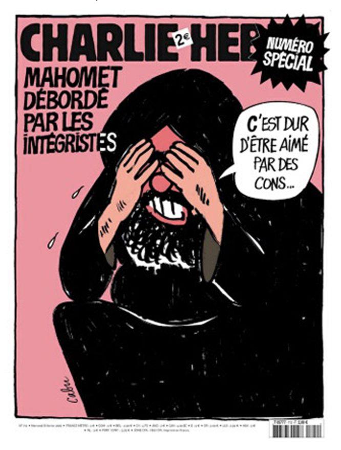 Charlie-Hebdo portada Mahoma