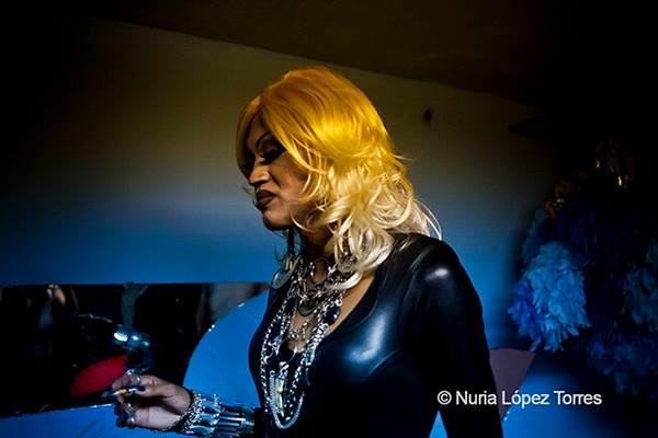 Nuria-López-Cuban travestis