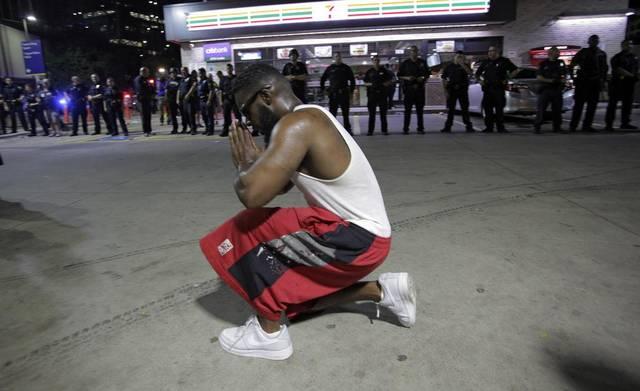 EEUU VIOLENCIA black