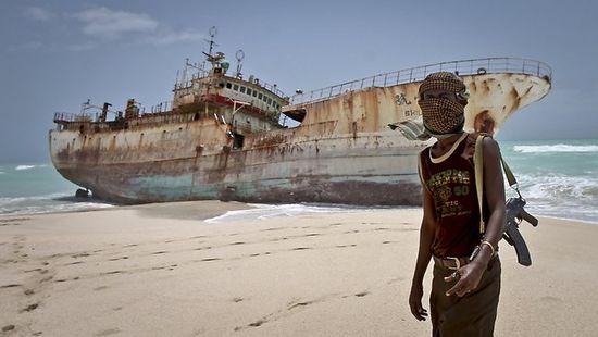 Somalia barco hundido
