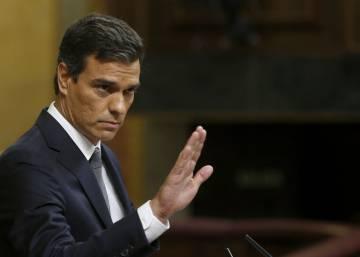 Pedro Sánchez investidura no Rajoy 2016