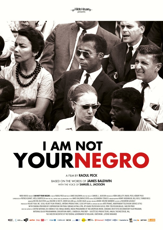 Im not your negro poster