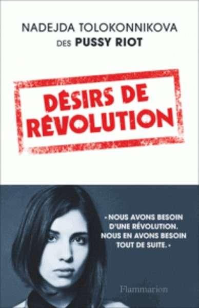 desirs de revolution portada
