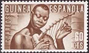 guinea española sello