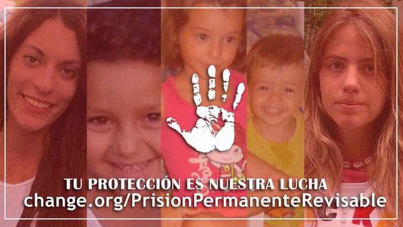 diana quer y víctimas -prisión perpetua revisable