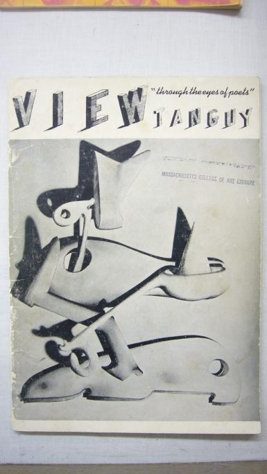 view magazine portada