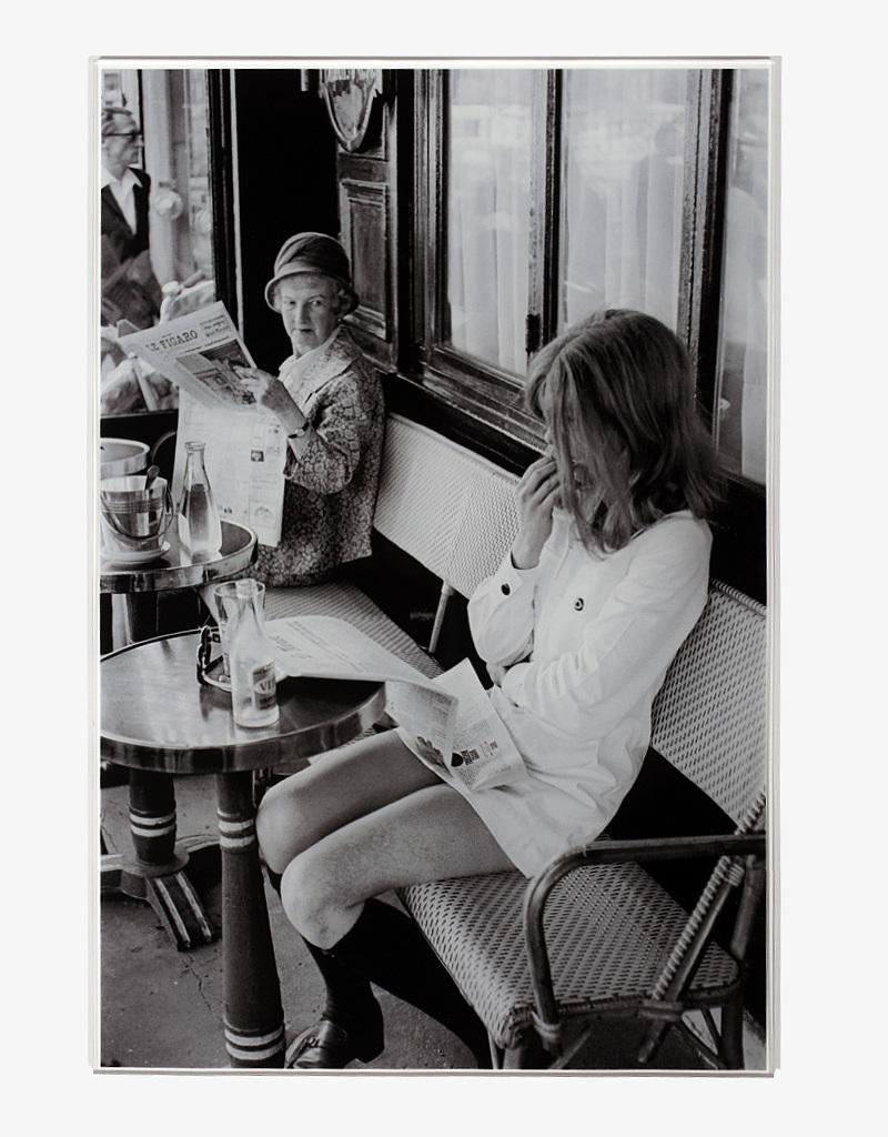 Cartier Bresson Paris - Brasserie Lipp